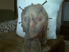 RESIDENT EVIL EXECUTIONER MAJINI EVIL ZOMBIE HEAD HORROR HALLOWEEN PROP NOT MASK