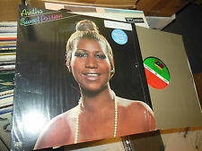 Sweet Passion - Aretha Franklin LP IN SHRINK W HYPE STICKER
