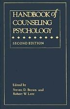 Handbook of Counseling Psychology, 2nd Edition-ExLibrary