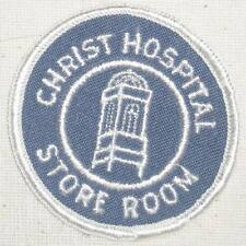 Christ Hospital Store Room Patch