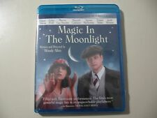 Magic in the Moonlight (Blu-ray Disc, 2014) Brand New and Sealed