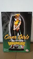 *COVER GIRLS OF THE DC UNIVERSE HAWKGIRL STATUE DIRECT BATMAN ADAM HUGHES