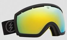 NEW Electric EG2.5 Eclipse Black Gold mens ski snowboard goggles 2014 Msrp$190