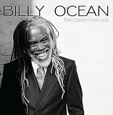Billy Ocean - Because I Love You [New CD] UK - Import