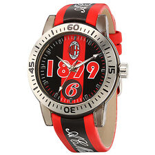 Chronotech Rare A.C MILAN Mens Watch / MSRP $850.00 (CLEARANCE)