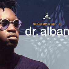 Best Of (1990-1997) by Dr. Alban (CD, Jun-1997, Bmg/Ariola)