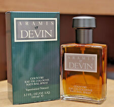 Aramis Devin Country Eau de Cologne 110ml / 3.7oz spray old version new!