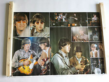 THE BEATLES POSTER LARGE VINTAGE 1981 PACE MINERVA 8020 WAS UNOPENED