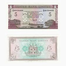 IRELAND - 1992 Ulster Bank Limited £5 note - BYB ref: NI.816 - UNC.