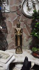 Buddha Feng Shui Garten Deko Statue Figur Wetterfest Tempelwächter Skulptur F110