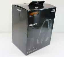GENTLY USED Sony MDRRF985RK Wireless RF Headphones WITH BOX - Black