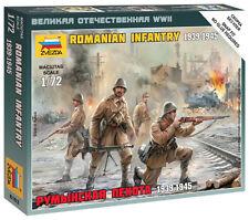 Zvezda - Romanian infantry 1939-1945 - 1:72