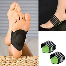 New!Foot Arch Support Heel Pain Relief Plantar Fasciitis Fallen Arches Pain Aid