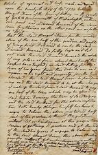 Lease Agreement, Farm Profits (1795) ~ Commonwealth Massachusetts Kittery, York