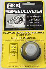 HKS Speedloader model 27-A smith and wesson 27 28