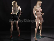 Fiberglass Female Display Mannequin Manikin Manequin Dummy  Dress Form MZ-VIS1