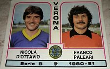 FIGURINA CALCIATORI PANINI 1980/81 VERONA N° 535 ALBUM 1981
