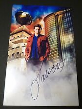 "TOM WELLING+1 Hand-Signed ""SMALLVILLE -Clark Kent -Superman"" 11x17 Photo (PROOF)"
