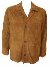 MEN`S REAL LEATHER JACKET in BROWN COLOR from BUGATTI SIZE XL (M-8)