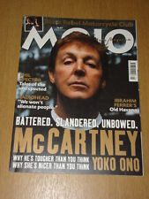 MOJO 2003 MAY MCCARTNEY RADIOHEAD PHIL SPECTOR YOKO ONO