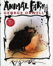 Animal Farm by George Orwell (1996, Hardcover, Anniversary)