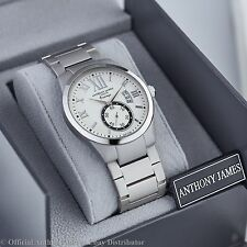 Designer Watch Sale - Brand New ANTHONY JAMES With Box, Tag & Warranty SRP £455