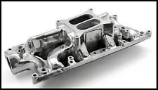 Ford SB 260 289 302W Windsor Eliminator Intake Manifold Polished # PCE147.1047