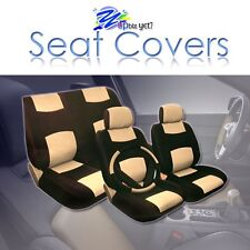 2007 2008 2009 2010 For Honda Fit Seat Covers Set
