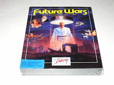 Future Wars: Adventures In Time (Amiga, 1989) Rare, Vintage Game