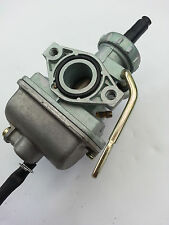 PZ18 18mm Carburetor Carb Moped  C70 XR75 XR80 Motor Bike Manual Long Arm Choke