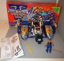 Biker Mice from Mars - Super Side Cars + figurine - en boite