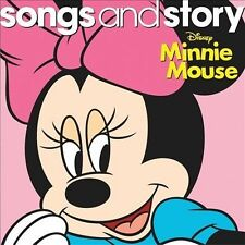 DISNEY - SONGS AND STORY: MINNIE MOUSE - CD