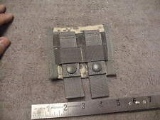 US Military Issue Small Current Issue ACU Camo Molle Pouch with Velcro Flap