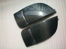 Carbon Fiber Driving Fog Light Covers for 2004-2005 Subaru Impreza WRX STi