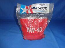 KEROSENE HEATER WICK Comfort Glow Crestline Koering Sears AMERICAN WICK AW 40