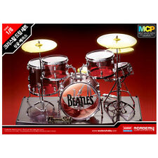 1/8 Crystal DRUM Set Pearl Single Base Miniature Academy Model Kit 15600