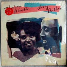 Thelma Houston & Jerry Butler 2 to 1 1978 Motown #M7-903R1 R & B SOUL Sealed LP