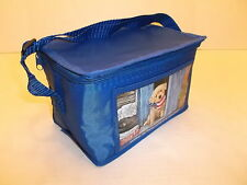 HUMANE SOCIETY OF THE UNITED STATES INSULATED LUNCH BAG COOLER BLUE NWOT