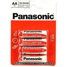 Panasonic AA Standard Non Rechargable Size Battery x 4