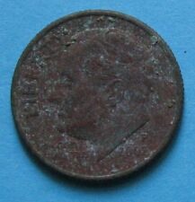 1 one dime (Rame e Nickel) Roosevelt - STATI UNITI D'AMERICA 2002