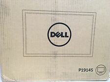 "Dell P1914S 19"" LED Backlit IPS LCD Monitor 4x USB2.0 DVI-D 8ms 1280x1024 NEW"