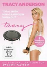 TRACY ANDERSON - TOTAL BODY MINI-TRAMPOLIN WORKOUT  DVD  SPORT/FITNESS  NEU
