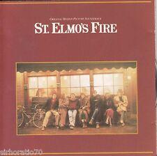 ST. ELMO'S FIRE Soundtrack CD