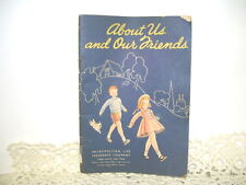 ABOUT US AND OUR FRIENDS BOOK BY METROPOLITAN LIFE INSURANCE COMPANY USA