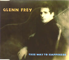 Maxi CD - Glenn Frey - This Way To Happiness - #A2120 - RAR