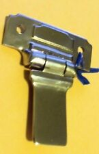 Guitar case Latch Presto - style replacement. certain Fender Nickel with Rivets
