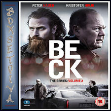 BECK - THE SERIES - COMPLETE VOLUME 2  *BRAND NEW DVD **