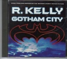 (BW145) R Kelly, Gotham City - 1997 DJ CD