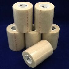 """6 Rolls 3""""x5yds Tender Tape Elastic Wrap Sticks To Itself, Not To You!"""