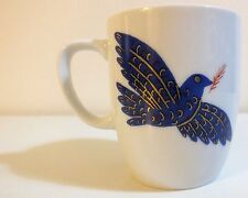 Alekos Fassianos Greek Painter - Porcelain Mug The cup of Dionysus limited